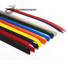 @ Custom Painted Rear Trunk Boot Lip Spoiler Volkswagen Passat B6 B7 05-08 VW