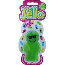 Yo Jello Sunny 3D Gel Hanging Stick Car Home Air Freshener Freshner - APPLE