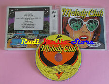 CD MELODY CLUB Goodbye to romance 2009 eu EPIC 88697506332 no lp mc dvd vhs