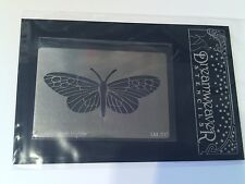 "Heliconia Butterfly Metal Stencil by Dreamweaver Stencils 3.25"" x 2.25"""