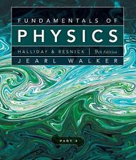 Fundamentals of Physics, Chapters 21-32 Part 3