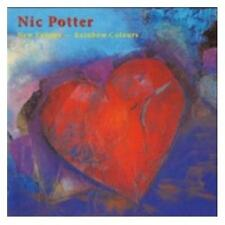 Nic Potter New Europe-Rainbow Colours CD NEW SEALED 2009 Van Der Graaf Generator