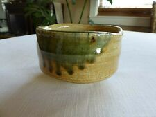 Japanese Chawan,  Seto Yaki, Ceramic Tea Bowl