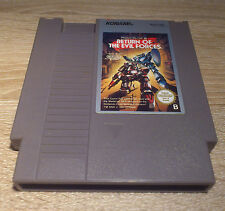 Nintendo NES // Probotector/Contra II (2) -Return of the Evil Forces //dt. PAL B