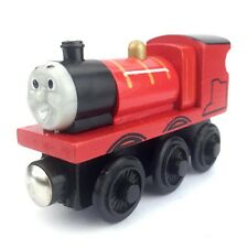 Thomas & Friends James Wooden Magnetic Tank Engine Railway Train Toy Car GL