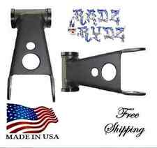 "1998-2003 Ford F250 F350 2WD 4WD 2"" Drop Lowering Shackles Leveling Kit"