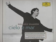 Rolando Villazon & Cilea -Cielo E Mar- CD Deluxe Limited Edition