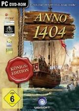 Anno 1404 + Anno 1503 Königsedition Deutsch OVP BRANDNEU