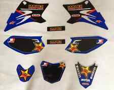 3M graphics decals sticker KIT FOR YAMAHA Racing dirt pit BIKE TTR50 TTR 50 BLUE