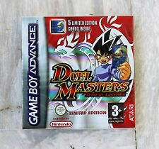 Duel Masters: Sempai Legends (Game Boy Advance) LIMITED EDITION