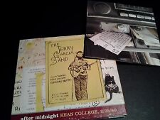 After Midnight:Kean College 2/28/80 Jerry Garcia (3) CD 1990  Performance