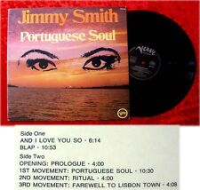 LP Jimmy Smith Portugese Soul