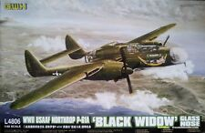 "Great Wall hobby 4806 USAAF Northrop p-61a ""Black Widow"" 1:48"