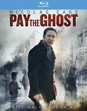 Pay the Ghost (DVD, 2015) DVD, NOT BLUE-RAY, GREAT SHAPE