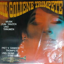 LP  PIET v. DANKER - Die goldene Trompete,VG+ Falcon L-ST 7007