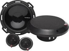 "Rockford Fosgate P165-S 6-1/2"" 2-Way 240 W Component Speakers"