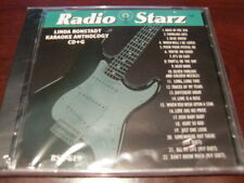 RADIO STARZ CD+G KARAOKE LINDA RONSTADT RSZ-619 SEALED 22 TRACKS