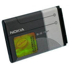 Nokia OEM BL-5C Original Battery Batteria for Tracfone Nokia 1100 1101 1110 1112
