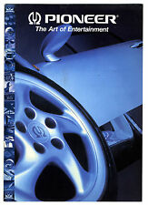 PIONEER - CAR AUDIO GUIDE  1997    (  ORIGINAL CATALOG )