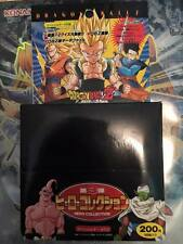 Carte Dragon Ball Z DBZ Hero Collection Part 3 #Booster Box NEUF SCELLE RARE!!!!