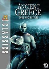 Ancient Greece: Gods & Battles [5 Discs] (2010, DVD NIEUW) CLR/BW5 DISC SET