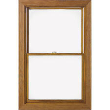 """30"""" x 48"""" Pella 450 Series Wood Double Pane Annealed Double Hung Window"""