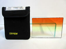 "4x5.65"" Sunset Grad 3 Tiffen Filter Horizontal Graduated Filters Panavision Size"