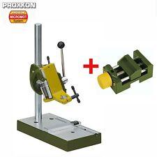 PROXXON MICROMOT Bohrständer MB 200 inkl. Maschinenschraubstock