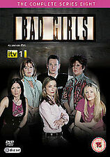 BAD GIRLS - SERIES 8 - DVD - REGION 2 UK