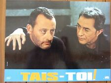 JEAN RENO RICHARD BERRY PHOTO EXPLOITATION LOBBY CARD TAIS TOI FRANCIS VEBER