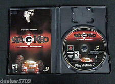 STACKED PLAYSTATION 2 PS2 GAME CD ROM 2005 WITH INSTRUCTION BOOKLET