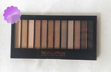 Revolution MakeUp eyeshadow palette Iconic 2 Smokey eyes Naked BESTSELLER