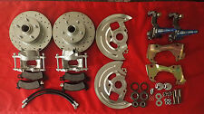 1964 1967 GM A body chevelle disc brake conversion STOCK RIDE HEIGHT