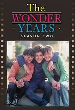 THE WONDER YEARS SEASON TWO 2 New Sealed 4 DVD Set