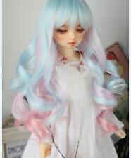 1 4 7-8 Bjd Wig MSD MDD AOD DZ SD DOD LUTS Dollfie Doll Head Costom Hair
