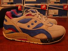 "Bodega x Saucony Elite G9 Shadow 6 ""Pattern Recognition"" size 8 DS"