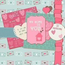 I Am So in Love with You! : Love Letter Gift Book by Scrap Memories (2015,...