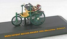 1/43 IXO 1886 Benz Patent Motor Wagen, 1st Car! / 14 yrs + NEW!