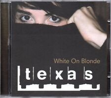 TEXAS - WHITE ON BLONDE - CD ALBUM - NEAR MINT