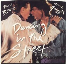 David BOWIE/Mick JAGGER – Dancing In The Streets/Inst DJ 45 PICTURE SLEEVE