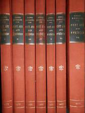 Montagne - Pyrénéisme - BERALDI, Cent ans aux Pyrénées, Pau, 1977, 7 volumes