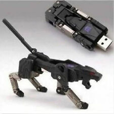 64 GB Cool USB 2.0 Cute Transformers Memory Stick Flash Pen Drive Thumb U Disk