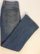 NWT! LEVI'S SAN FRANCISCO Bold Curve Classic Boot Cut Women's Jeans Size 14/32