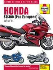 2002-2011 Honda ST1300 Pan European Repair Manual 2006 2007 2008 2009 2010 9080