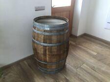 Holzfaß 225L Barriquefaß gebrauchtes Weinfaß Eichenfaß Stehtisch Tischfaß Tisch