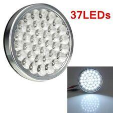 12V 37 LED Interior Ceiling Dome Roof Interior Light Lamp White Car Van Truck