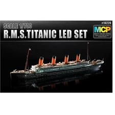 [Academy] Plastic Model Kit 1/700 MCP RMS TITANIC 1/700 WITH LED SET (#14220)
