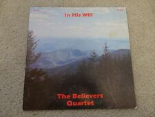 The Believers Quartet In His Will Echo sound 224