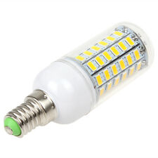 1pcs Universal E14 11W  69 LED SMD 5730 Light LED Corn Bulb Cool  White 110V