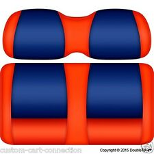 Golf Cart Seats-Front Cushions-   FLORIDA GATORS - Club Car, E-Z-GO, Yamaha